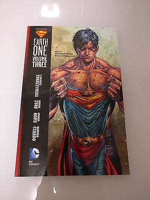 Superman Earth One Vol 3 - Paperback AS NEW