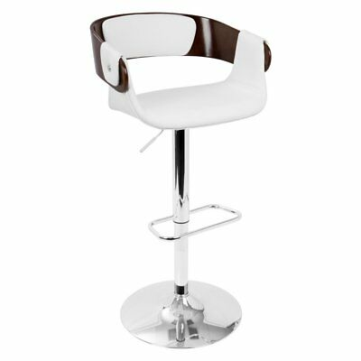 Outstanding Lumisource Envi Mid Century Modern Adjustable Bar Stool Forskolin Free Trial Chair Design Images Forskolin Free Trialorg