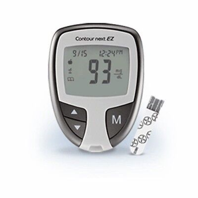 Bayer Contour Next Blood Glucose Meter AND Carring Case