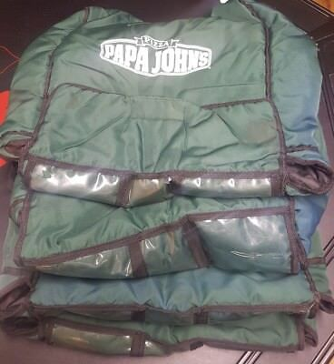 Papa Johns Delivery Bags Heat Bag X4
