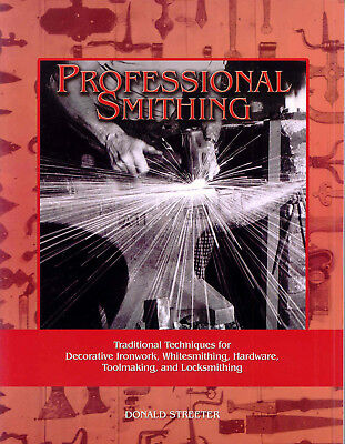 Professional Smithing by Donald Streeter
