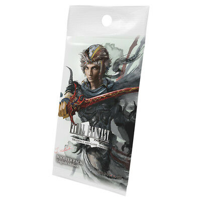 Final Fantasy Trading Card Game Opus 6 VI Booster Pack NEW