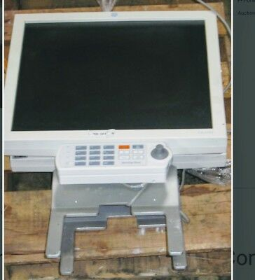 General Electric Cda19T Use1901A Touchscreen Display W/ Remote !