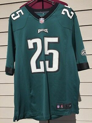 Discount NIKE PHILADELPHIA EAGLES NFL ON FIELD # 43 Sproles Jersey ADULT  hot sale