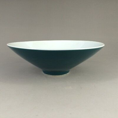 Chinese hand-made brightly colored yushanfang bowl