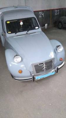 Citroen acadiane / 2cv facelift ,foodtruck/barista For Sale lhd