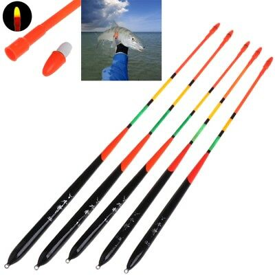 Fishing Float Bobber Luminous Electric Light Night Glow Gear Accessories Tackle