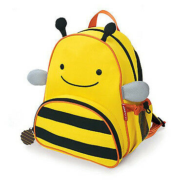 Skip Hop Zoo Backpack Bee