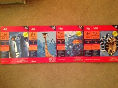 Letts 11+ Practice Papers Variety Packs