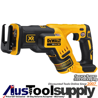 Dewalt Xr Brushless 18V / 20V Max Cordless Reciprocating Saw  Dcs367