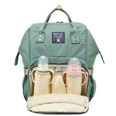 Maternity Baby Diaper Bag Outdoor Travel Backpack Nappy Organizer Nursing Tote