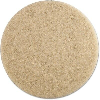 Boardwalk Champagne 19 In. Ultra High-Speed Floor Pads, 5 Count