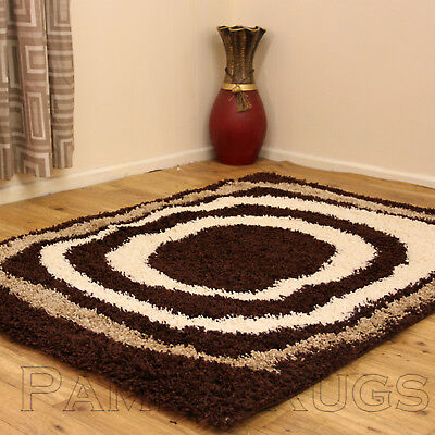 Small Extra Large Runner Soft Brown Shaggy Clearance Sale Cheap Area Rugs Carpet