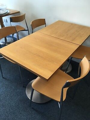 Cafe Chairs (24) and Tables (12)