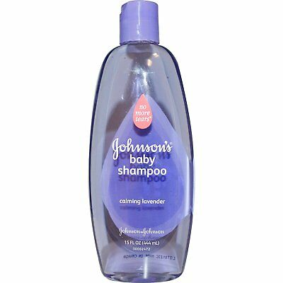 Johnson's, Baby Shampoo, Calming Lavender, 15 fl oz (444 ml)