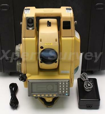 "Topcon GPT-8005A 5"" Auto Tracking Reflectorless Total Station 8005A GPT 8000A"