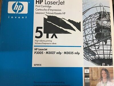 HP Q7551X P3005 Print Cartridge