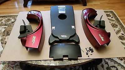 Plastic Shroud Covers for Invacare Pronto M50 Sure Step Power Wheelchairs