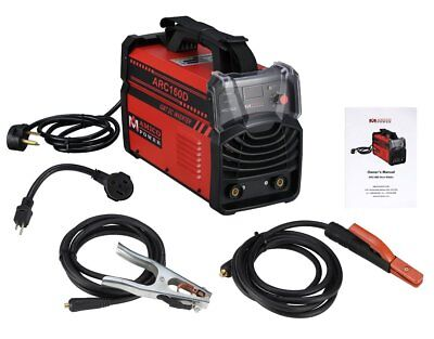 ARC-160D 160 Amp Stick Arc DC Welder 110/230V Dual Input Voltage Welding