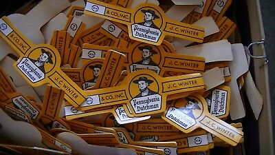 Lot de 100 bagues de cigares Pennsylvania Dutchman J.C. Winter!