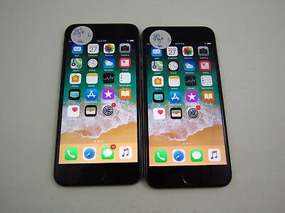 Lot of 2 Apple iPhone 6 A1586 Sprint Check IMEI Grade C 3-1368