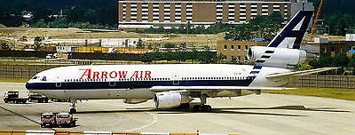 Douglas DC-10 ARROW AIR Decals 1:144