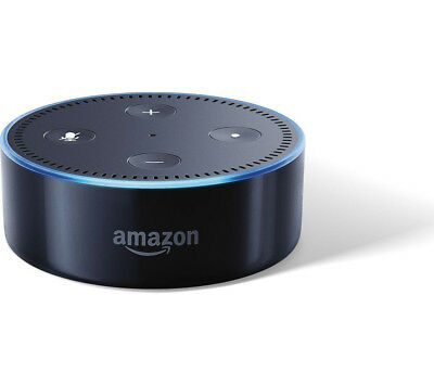 Amazon Echo Dot Sprachgesteuerter Smart Assistant - Schwarz