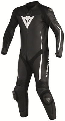 Dainese Assen One Piece Leather Motorcycle Race Suit