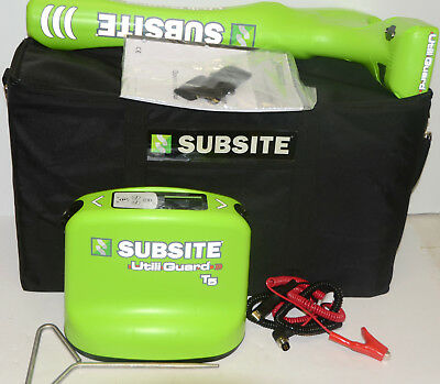 Utiliguard 5 Ditch Witch Subsite Cable Pipe Utility Locator T5