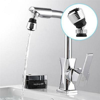 Kitchen Faucet Swivel Spout Pull Down Sprayer Deck Mount Sink Mixer Tap G