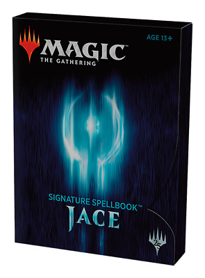 MTG Signature Spellbook Jace (2018) Magic the Gathering Factory Sealed