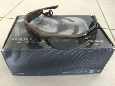 1575f5a580 OAKLEY THUMP PRO MP3 Sunglasses Clear Brown for repair