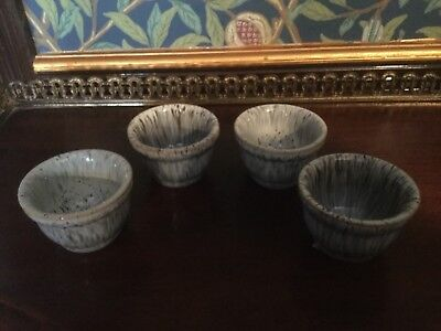 Denby Halo Set Of Four Egg Cups