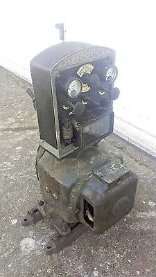 Vintage Petter Light 100V Dynamo Vintage Steam Stationary Engine Barn Find