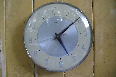 wall  clock spares repair  metamec electric clock
