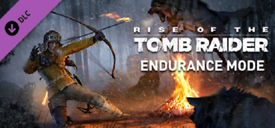 Rise of the Tomb Raider - Endurance Mode DLC PC & MAC *STEAM CD-KEY* 🔑🕹🎮