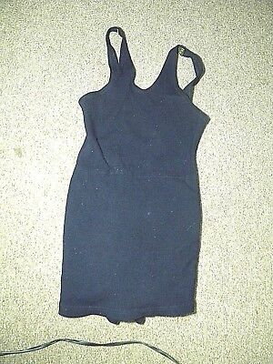 Early 1920's Wool Bathing Suit, French Spun Wool