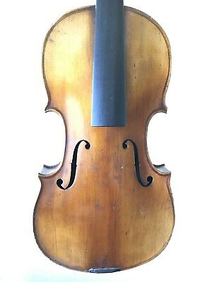 Antique 1/2 Size Violin