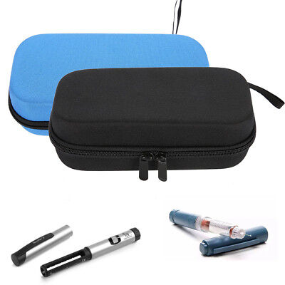 Insulin Pen Case Pouch Cooler Travel Diabetic Pocket Cooling Protector Bag JS