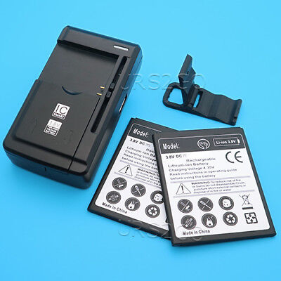 Brand NEW 2400mAh Lithium Battery Charger Bracket for ZTE ZFIVE C LTE Z558VL USA