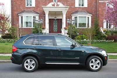 2010 BMW X5 xDrive48i AWD 4dr SUV 2010 BMW X5 xDrive48i AWD 4dr SUV Automatic 6-Speed AWD V8 4.8L Gasoline