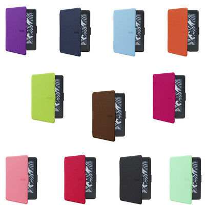 """Sleep Wake Leather Case Magnetic Cover For Amazon All-New Kindle 6"""" 8th Gen Hot"""
