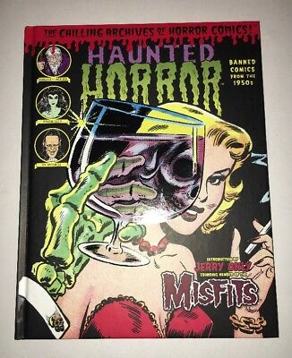 Haunted Horror Banned Comics From 1950s | The Chilling Archives Of Horror Comics