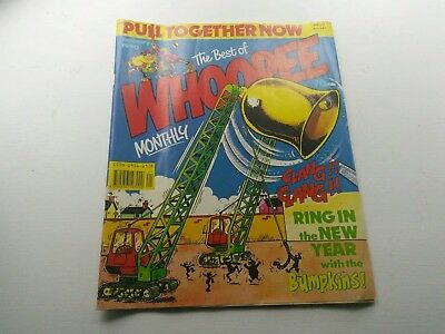 Whoopee, comic, magazine, January 1990