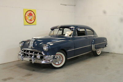 Catalina -- 1950 Pontiac Catalina  0 Aleutian Blue  Flathead 6 3 Speed Manual