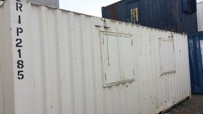 20 FT Container Office