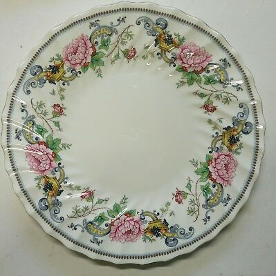CROWN STAFFORDSHIRE: ' Chelsea Manor ' Dinner Plate