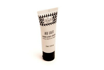 The Scottish Fine Soaps Au Lait hand and nail cream (75ml)