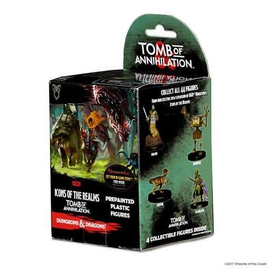 Dungeons & Dragons Icons of the Realms - Tomb of Annihilation Booster Pack - NEU