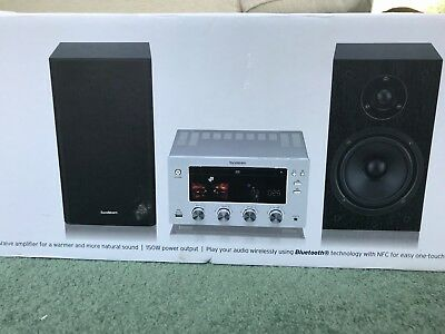 Sandstroem High Fidelity Music System with CD/DAB 150 Watt Power Output